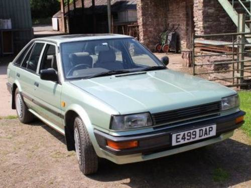 1987 NISSAN Bluebird 1.6L For Sale by Auction (picture 1 of 1)
