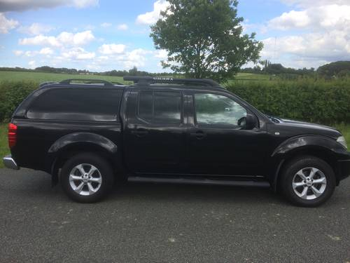 2006 NISSAN NAVARA OUTLAW AUTO 1 LADY OWNER LOW MILEAGE SOLD (picture 4 of 6)