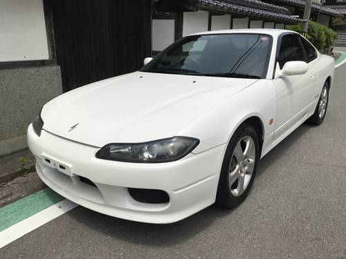 2001 Nissan Silvia with Large Service History *UK Stock* SOLD (picture 1 of 6)