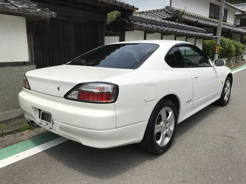 2001 Nissan Silvia with Large Service History *UK Stock* SOLD (picture 4 of 6)