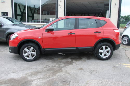 2011 NISSAN QASHQAI 1.5 VISIA DCI 5DR Manual SOLD (picture 2 of 6)