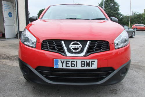 2011 NISSAN QASHQAI 1.5 VISIA DCI 5DR Manual SOLD (picture 4 of 6)