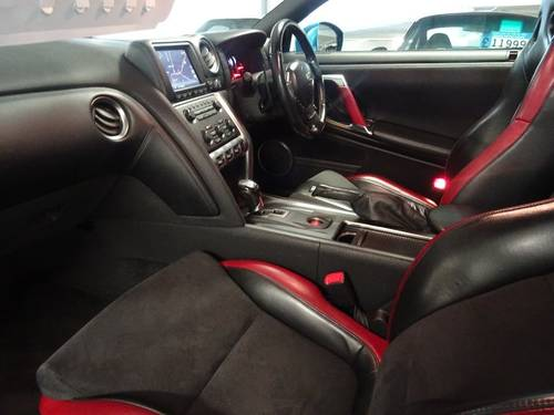 2009 Nissan Gt-R 3.8 V6 Black Edition 2dr For Sale (picture 6 of 6)