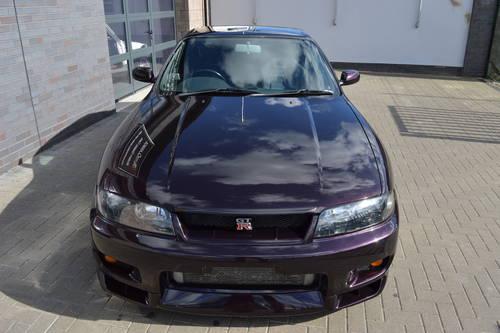 1995 Nissan Skyline R33 GTR V Spec -2 owners since 2003 import  SOLD