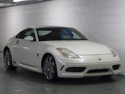 2004 Nissan 350 Z 3.5 V6 GT Pack Manual JDM FRESH IMPORT 2dr  For Sale (picture 1 of 6)