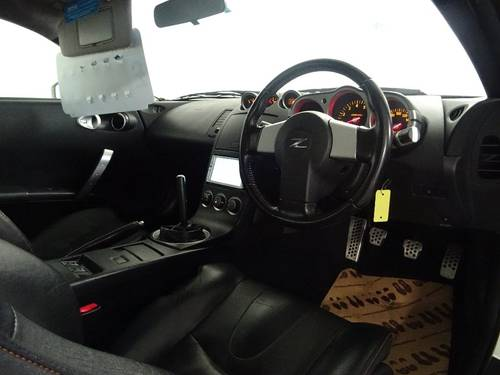 2004 Nissan 350 Z 3.5 V6 GT Pack Manual JDM FRESH IMPORT 2dr  For Sale (picture 5 of 6)