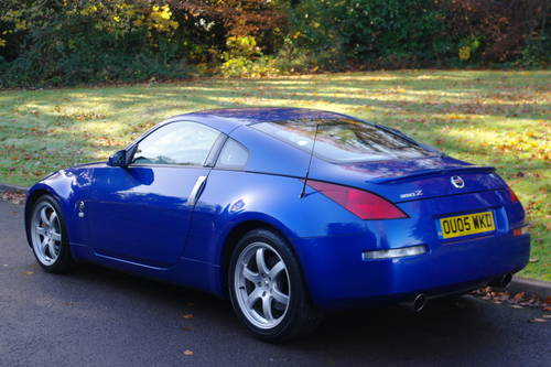 NISSAN 350Z GT SPEC.. UK CAR.. LOW MILES.. FSH.. TOP SPEC SOLD (picture 5 of 6)