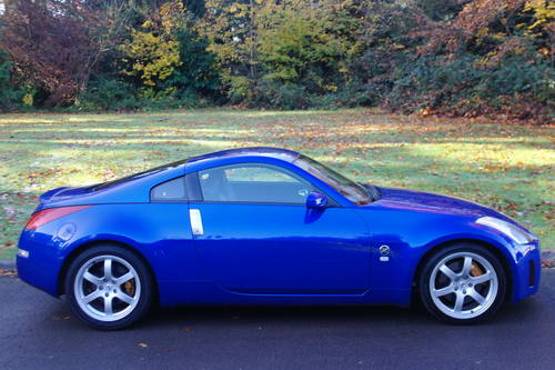 NISSAN 350Z GT SPEC.. UK CAR.. LOW MILES.. FSH.. TOP SPEC SOLD (picture 6 of 6)