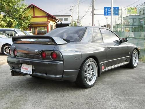 NISSAN SKYLINE GT-R (1990) 2600cc from JAPAN For Sale (picture 5 of 6)
