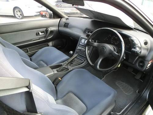NISSAN SKYLINE GT-R (1990) 2600cc from JAPAN For Sale (picture 6 of 6)