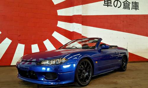 2001 NISSAN SILVIA S15 VARIETTA 2.0 AUTECH  For Sale (picture 1 of 6)
