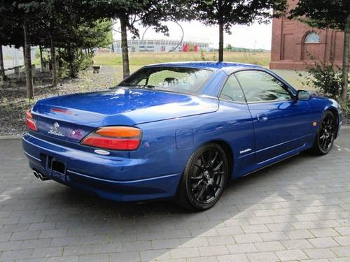 2001 NISSAN SILVIA S15 VARIETTA 2.0 AUTECH  For Sale (picture 2 of 6)