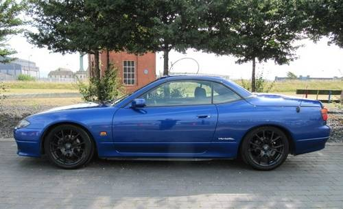 2001 NISSAN SILVIA S15 VARIETTA 2.0 AUTECH  For Sale (picture 4 of 6)