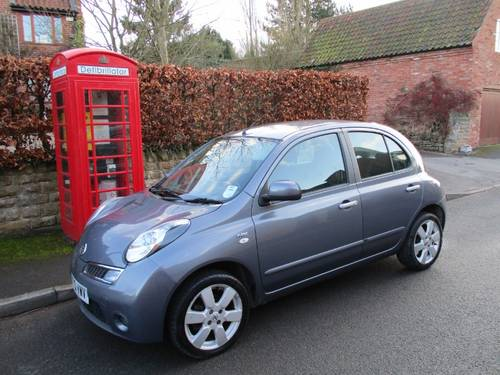 2010 Nissan Micra SOLD (picture 1 of 6)