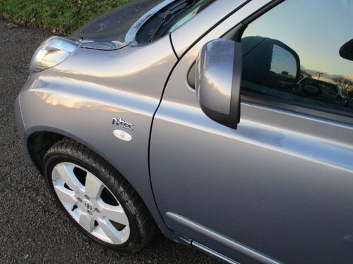2010 Nissan Micra SOLD (picture 4 of 6)
