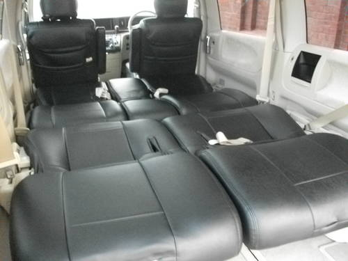 2005 NISSAN ELGRAND E51 3.5 VG AUTOMATIC * 6 7 8 SEATER G30 PEARL For Sale (picture 6 of 6)