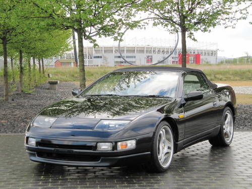 1992 300 ZX FAIRLADY CONVERTIBLE  * ONLY 53000 MILES For Sale (picture 1 of 6)