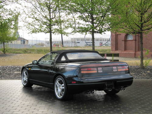 1992 300 ZX FAIRLADY CONVERTIBLE  * ONLY 53000 MILES For Sale (picture 4 of 6)