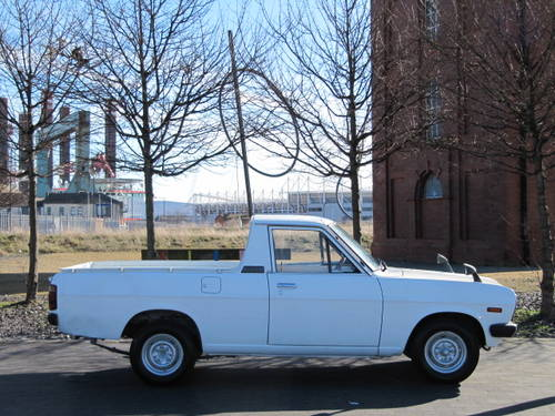 1987 SUNNY TRUCK PICK UP RETRO RIDE JDM UTE ONLY 63000 MILES For Sale (picture 2 of 6)