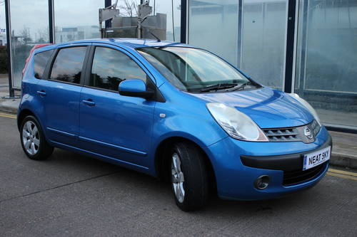 2006 Nissan Note  sold for spare  SOLD (picture 3 of 6)