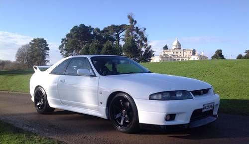 1995 Nissan Skyline R33 Gtr V Spec 2 6twin Turbo 4wd 440bhp For Sale