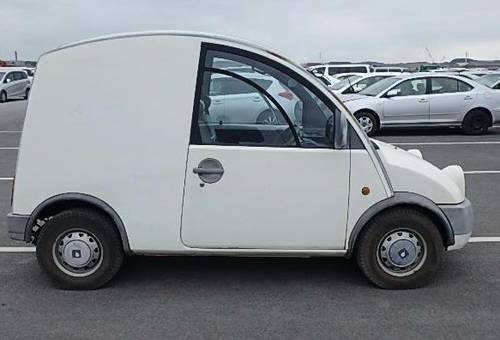 1989 NISSAN S CARGO G20 VAN *LOW MILES IDEAL PROMOTION VAN For Sale (picture 2 of 4)