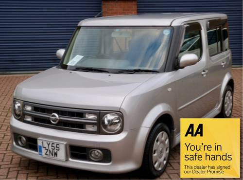 2005 Nissan Cube 1.4i Auto For Sale (picture 1 of 6)