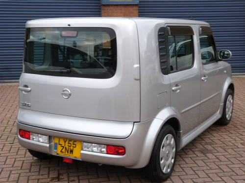 2005 Nissan Cube 1.4i Auto For Sale (picture 3 of 6)