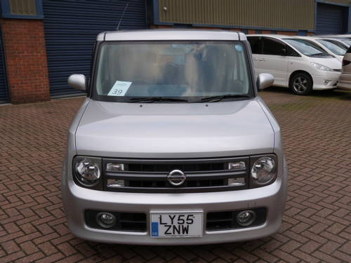 2005 Nissan Cube 1.4i Auto For Sale (picture 4 of 6)