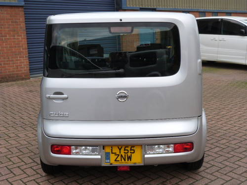 2005 Nissan Cube 1.4i Auto For Sale (picture 6 of 6)