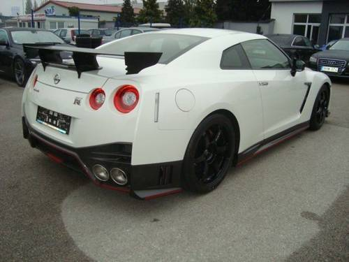 2015 Nissan GT-R Nismo 441 kW For Sale (picture 2 of 6)