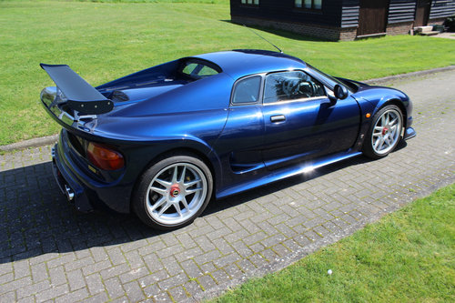 2003 Noble M12 GT0-3  3R 24,900 miles SOLD (picture 2 of 6)