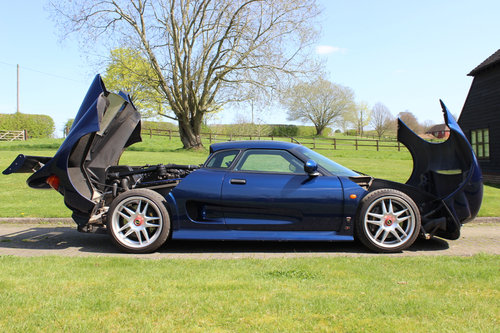 2003 Noble M12 GT0-3  3R 24,900 miles SOLD (picture 6 of 6)