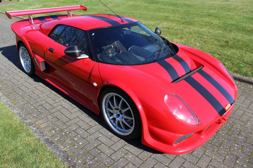 2004 Noble M400 - 24,000 Miles Superb Condition SOLD (picture 1 of 6)