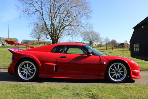 2004 Noble M400 - 24,000 Miles Superb Condition SOLD (picture 2 of 6)