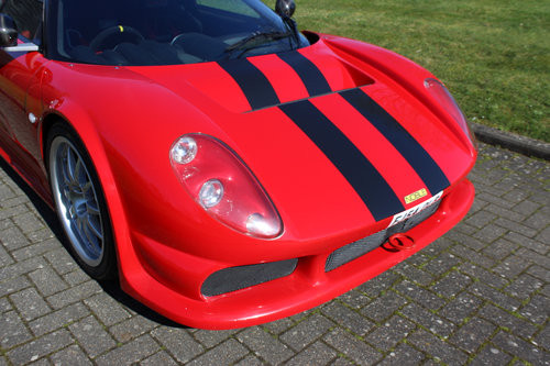 2004 Noble M400 - 24,000 Miles Superb Condition SOLD (picture 3 of 6)