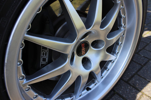 2004 Noble M400 - 24,000 Miles Superb Condition SOLD (picture 5 of 6)