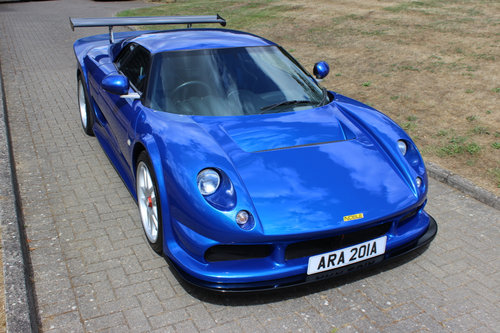 2002 M12 GTO 3.0 Ltr Six-Speed - 31,800 Miles SOLD (picture 2 of 6)