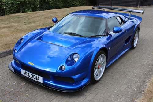 2002 M12 GTO 3.0 Ltr Six-Speed - 31,800 Miles SOLD (picture 3 of 6)