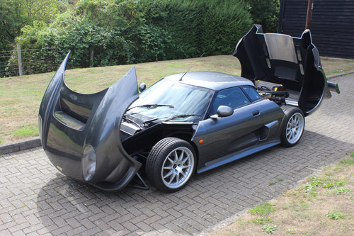 2005 NOBLE M400 - 48,500 Miles Superb Condition SOLD (picture 5 of 6)