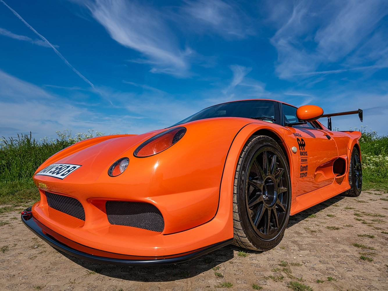 2002 NOBLE M12 GTO // Huge History File // Many Upgrades For Sale (picture 1 of 6)