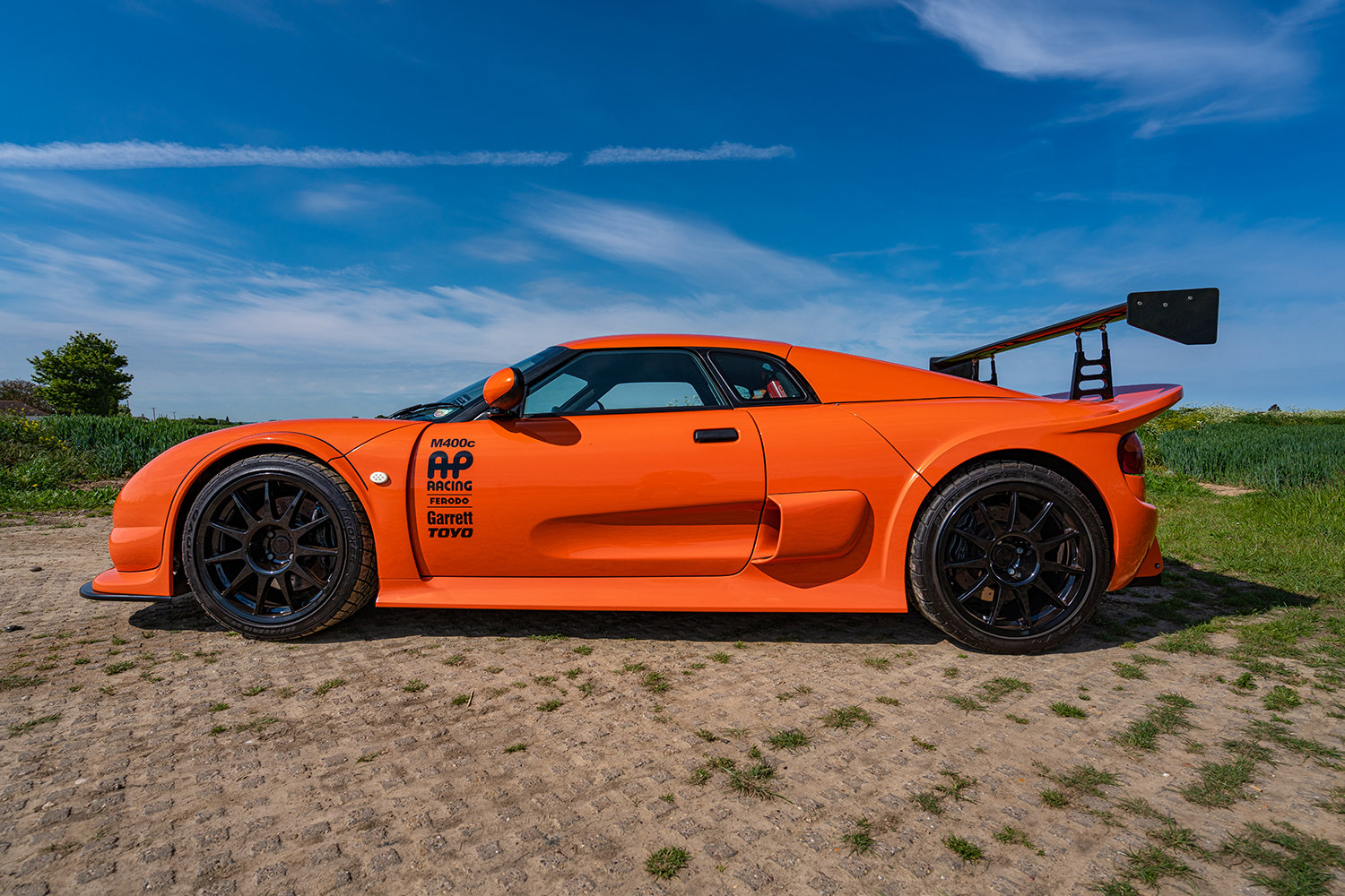 2002 NOBLE M12 GTO // Huge History File // Many Upgrades For Sale (picture 2 of 6)