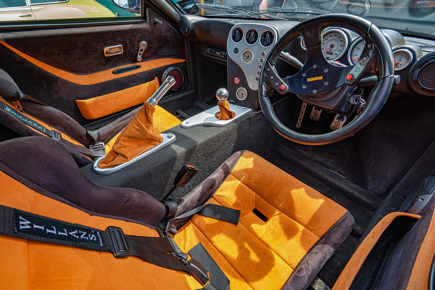 2002 NOBLE M12 GTO // Huge History File // Many Upgrades For Sale (picture 6 of 6)