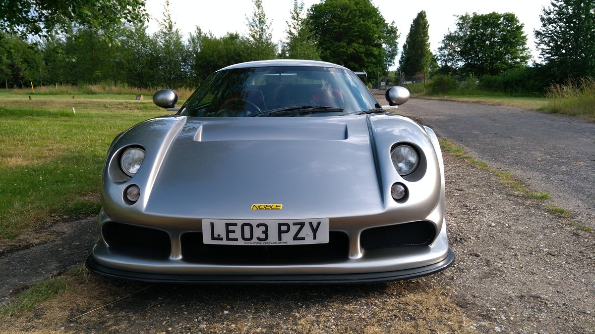 2003 Noble M12 GTO 3 For Sale (picture 5 of 6)