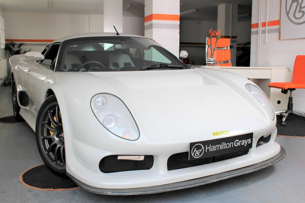 2004 2005 (54) Noble M12 3.0 GTO-3R. Finished in Pearlescent Grey For Sale (picture 1 of 6)