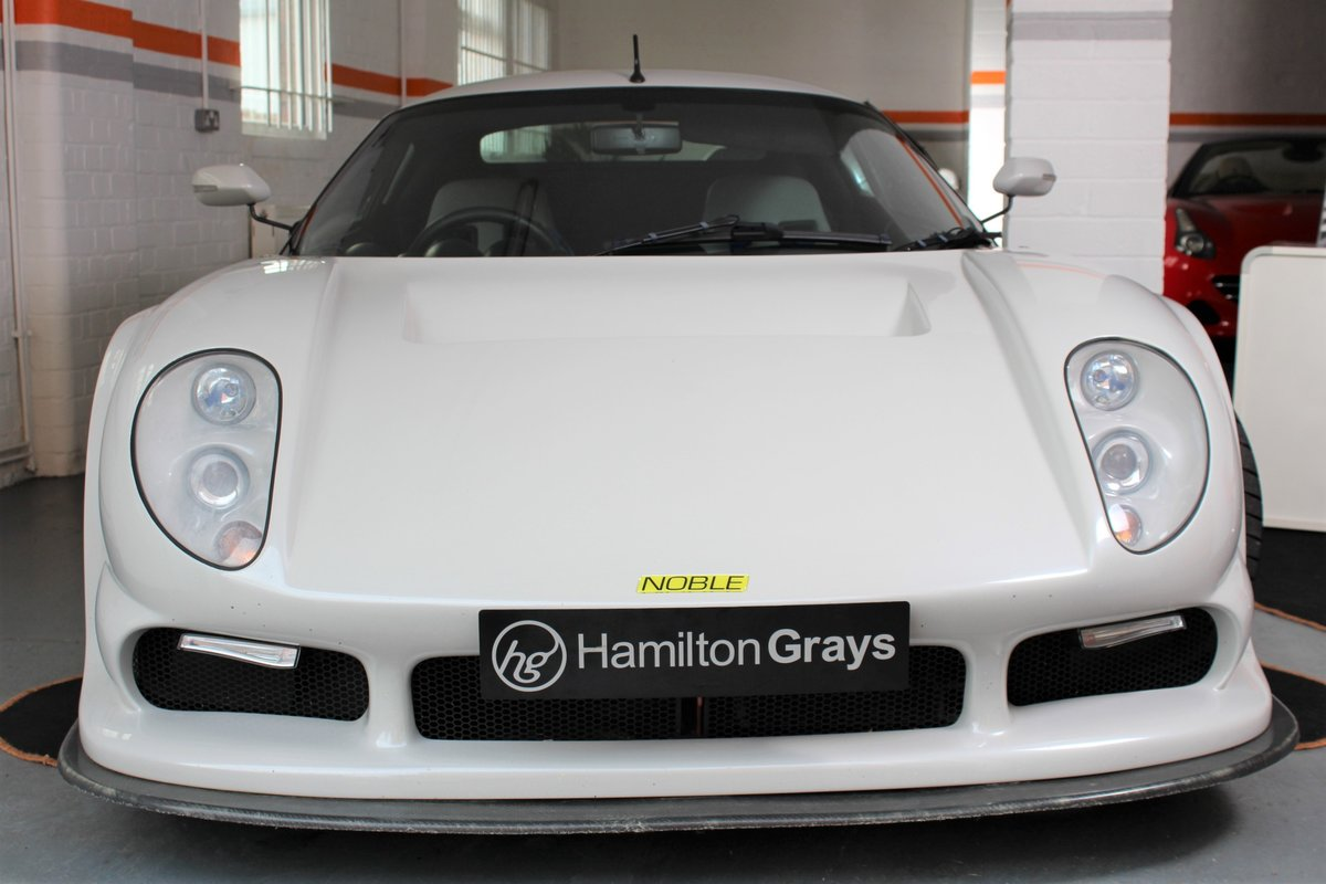 2004 2005 (54) Noble M12 3.0 GTO-3R. Finished in Pearlescent Grey For Sale (picture 4 of 6)
