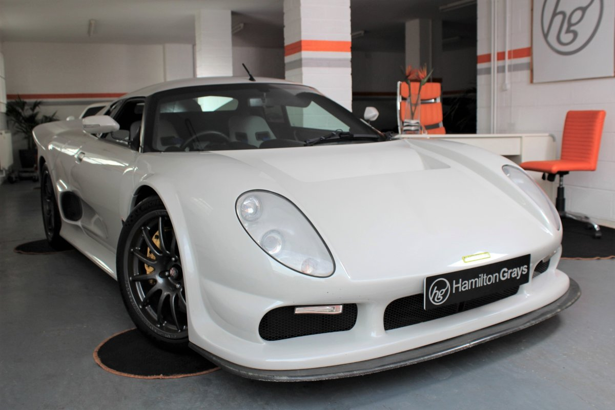 2004 2005 (54) Noble M12 3.0 GTO-3R. Finished in Pearlescent Grey For Sale (picture 5 of 6)
