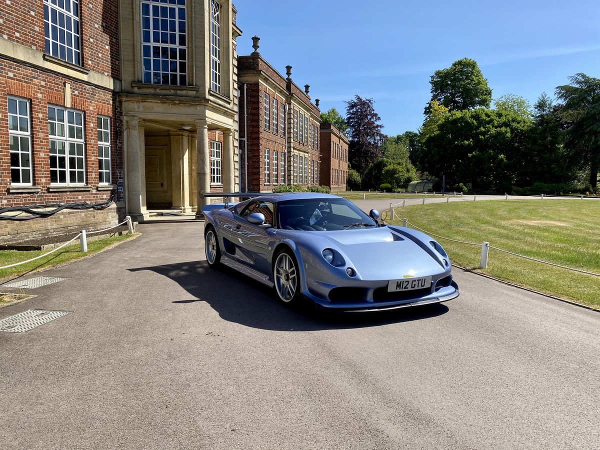2002 Noble M12 GTO 3, Stunning, Low Mileage For Sale (picture 1 of 6)