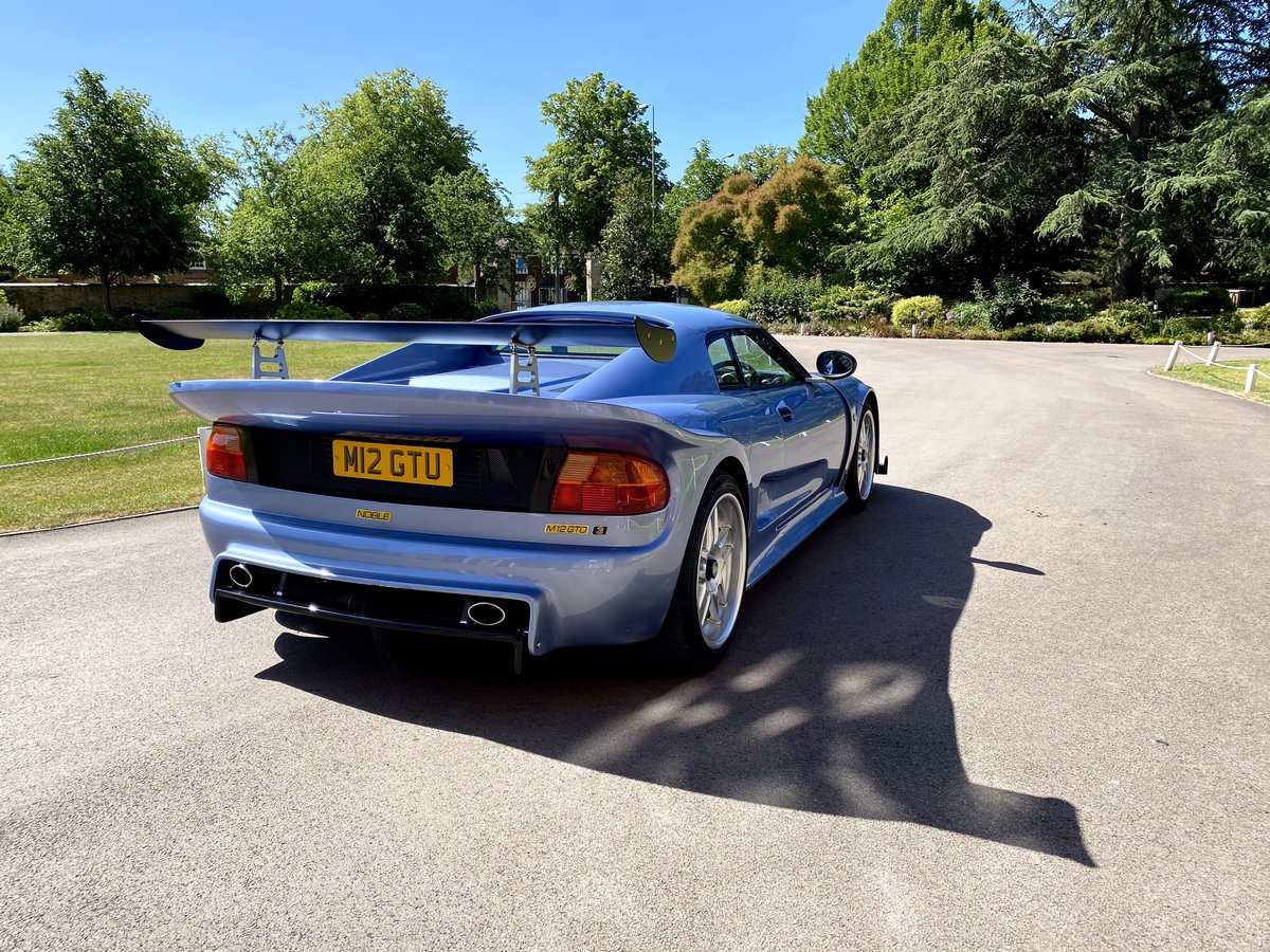 2002 Noble M12 GTO 3, Stunning, Low Mileage For Sale (picture 6 of 6)