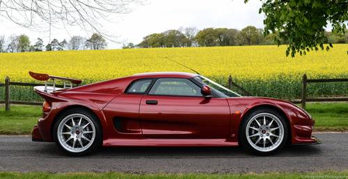 2003 Noble M12 GTO 3R SOLD (picture 4 of 6)